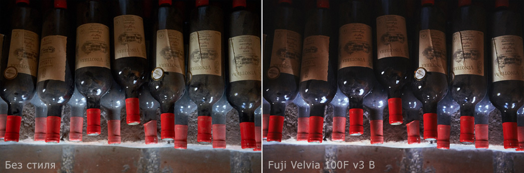 Fuji Velvia 100F v3 B